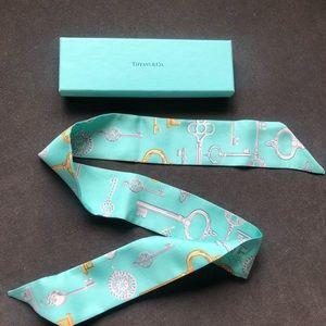 Accessories - 100% Silk Tiffany Scarf